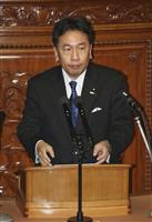 立民・枝野氏、首相に辞任要求 桜見る会めぐり