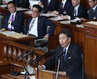 【衆院代表質問】「IR」「桜」野党攻めるも…首相は安全運転