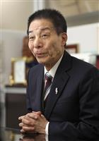 古賀氏、総裁選で岸田氏の「応援団になる」