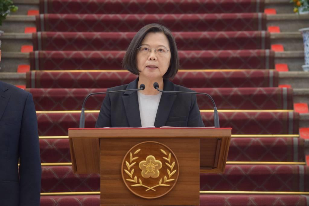 台湾・蔡総統 武漢との団体観光の往来禁止 新型肺炎で