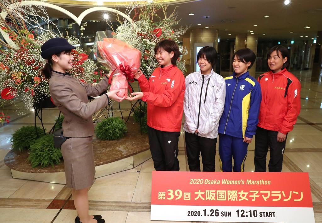 【大阪国際女子マラソン】選手村オープン ネクストヒロインら「…