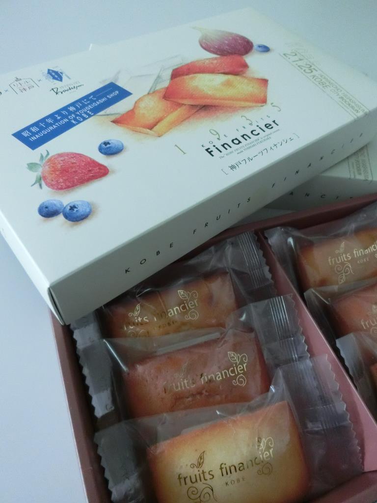 神戸産フルーツの焼き菓子、シンガポールで発売