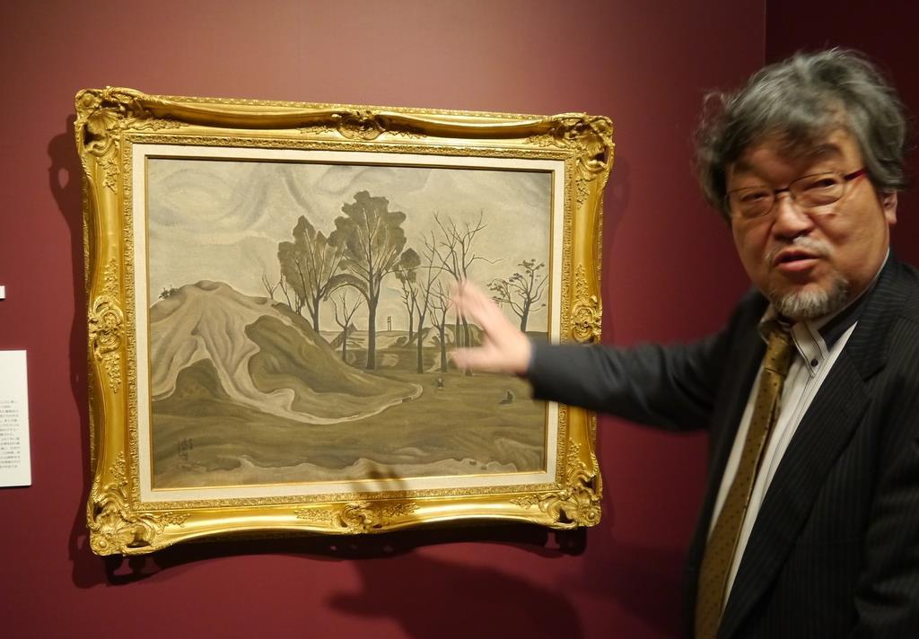 関西企業所蔵の絵画一堂に なにわの絵画展24日開幕