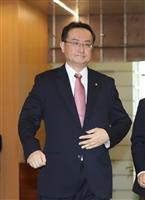 岡田副長官が謝罪 「桜を見る会」名簿加工問題