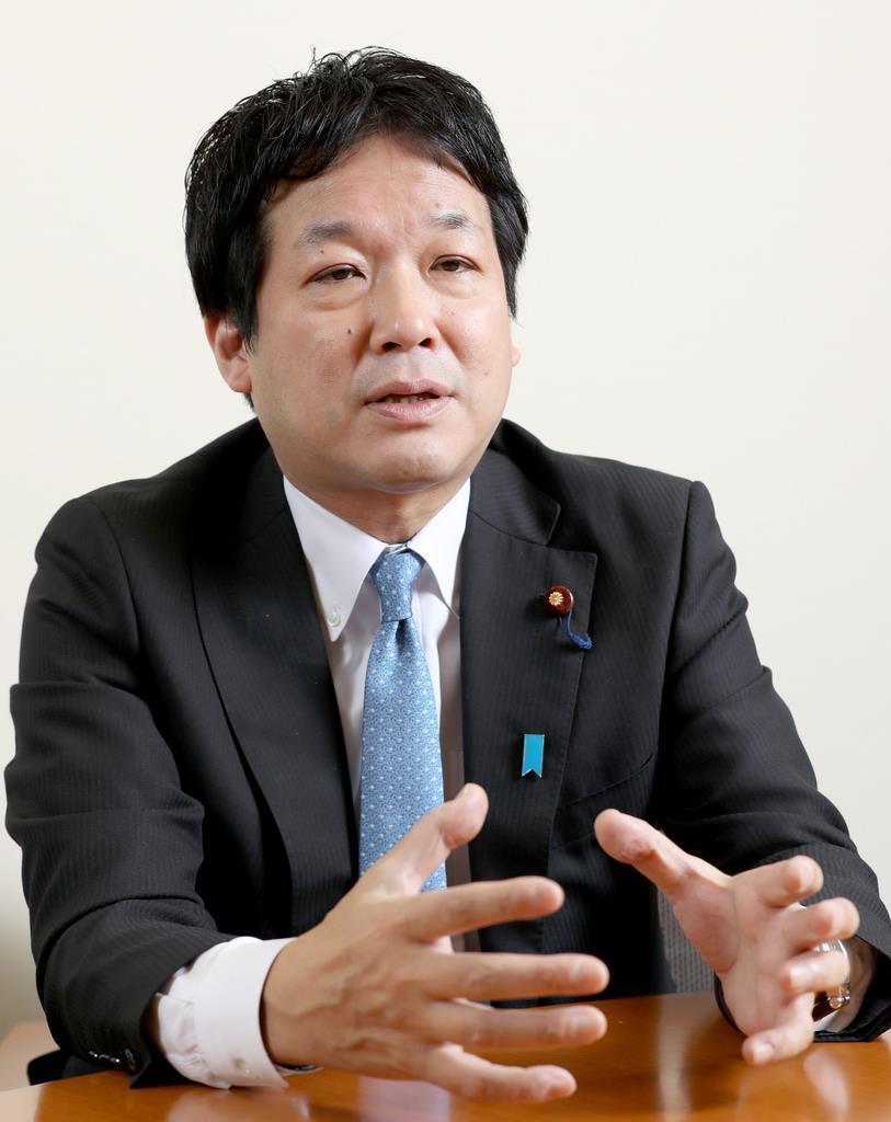 【駆け巡れ!! 子年男・女】薗浦健太郎自民党総裁外交特別補佐…