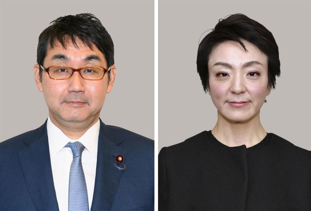河井夫妻疑惑めぐり与野党攻防 閣僚経験者「1億5000万円な…