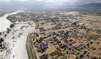 千曲川決壊で緊急対策案 国、河川敷掘削や堤防強化