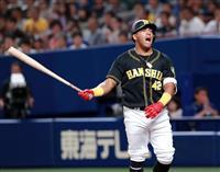ブレーブス招待選手にソラーテ 昨季阪神の内野手