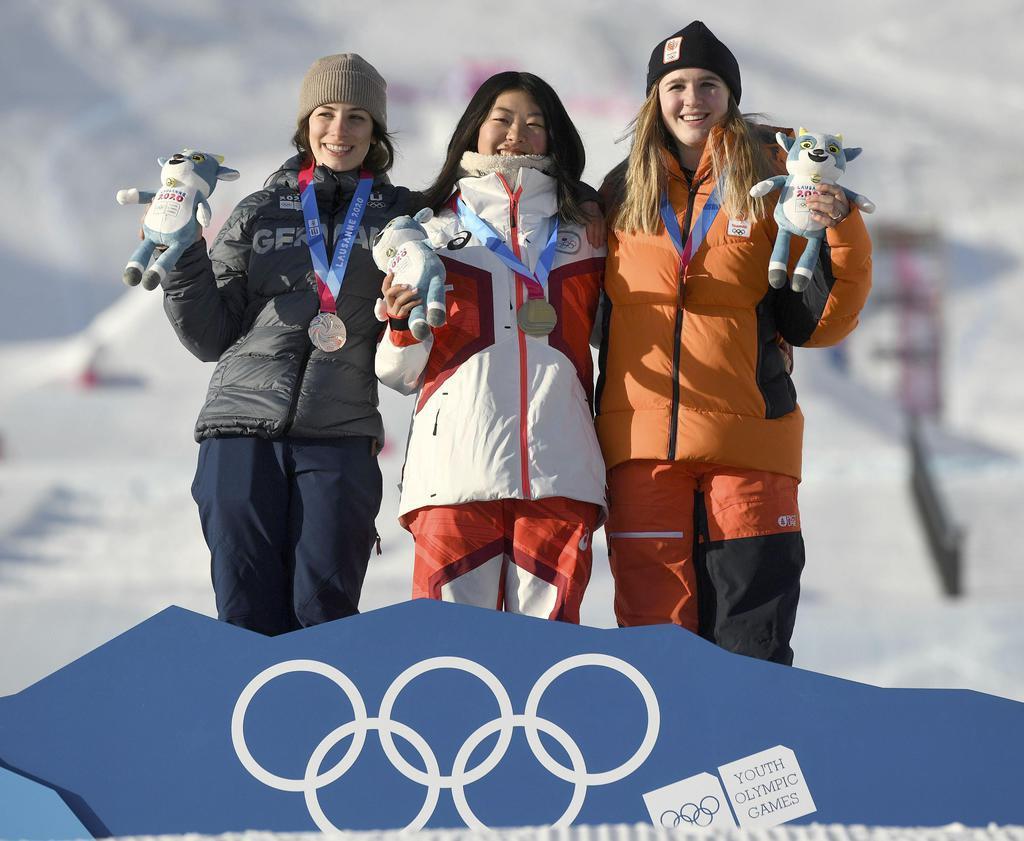 日本が過去最多の金メダル12個 冬季ユース五輪が閉幕