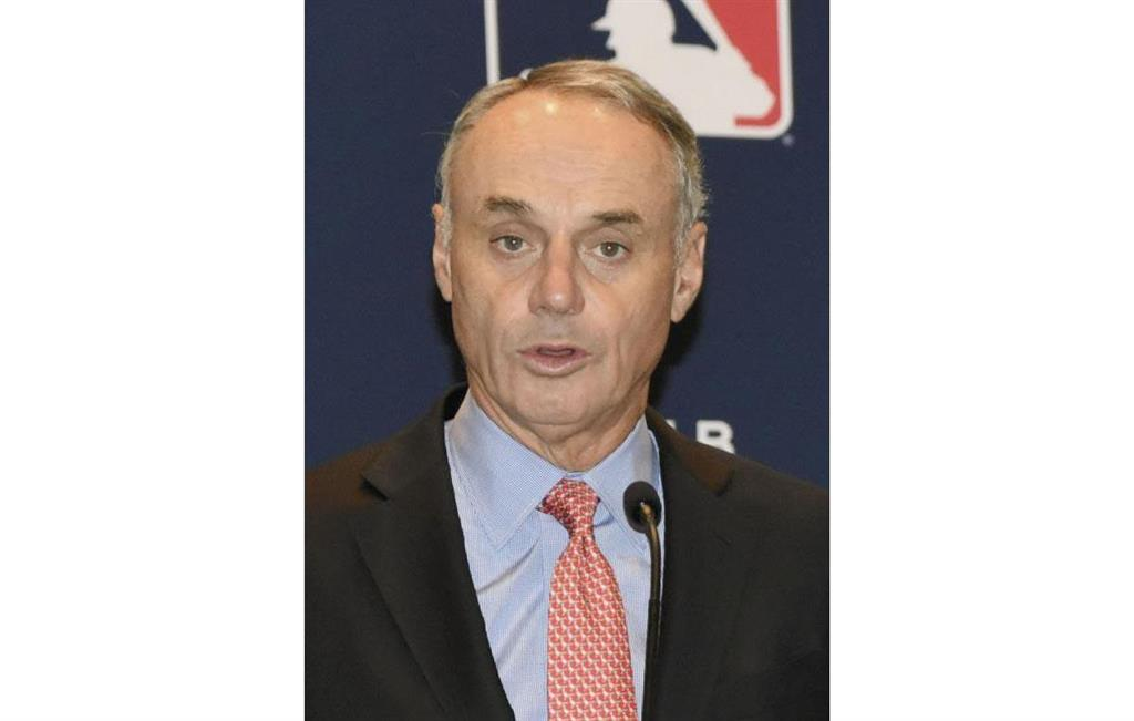 アストロズのWS王座剥奪せず MLBコミッショナー