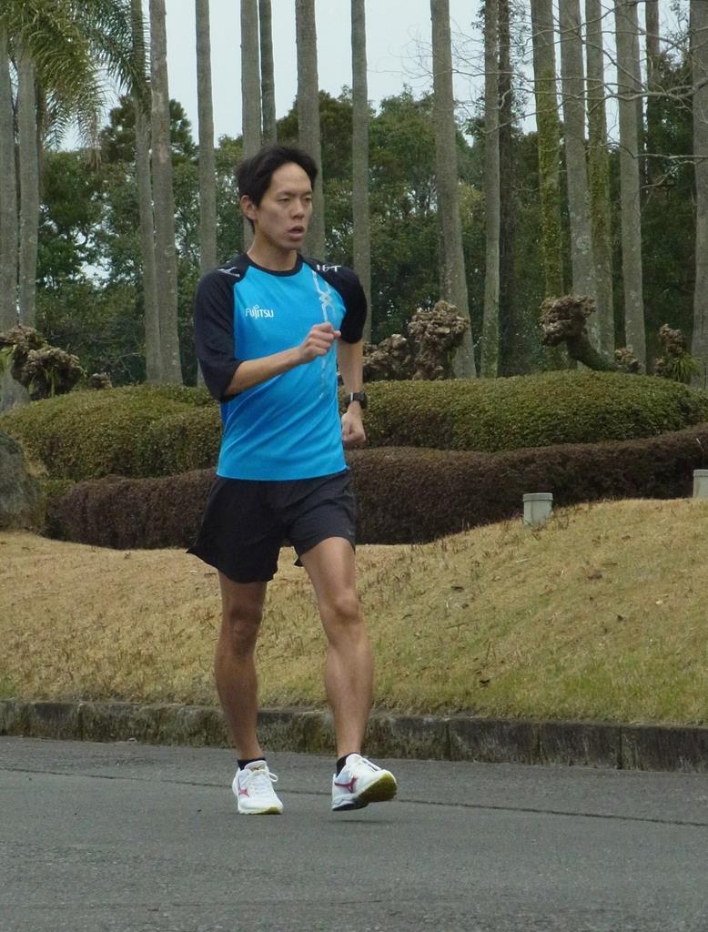 男子50キロ競歩代表・鈴木雄介「意識して1日1日過ごす」