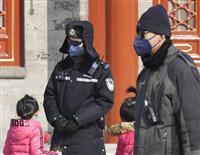 新型肺炎 中国発症者571人に増加 死者17人 武漢市、公共交通機関を停止