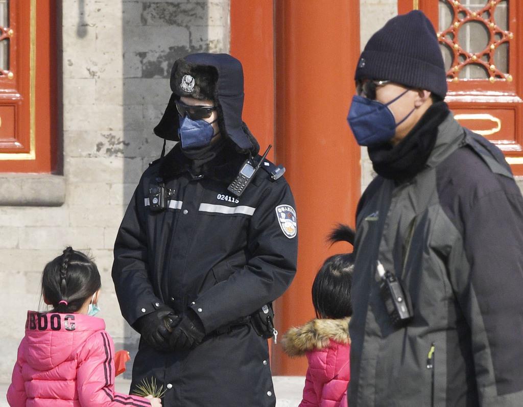 新型肺炎 中国発症者571人に増加 死者17人 武漢市、公共…