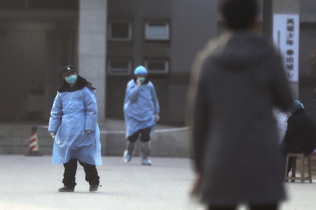 武漢で邦人1人が重度の肺炎発症