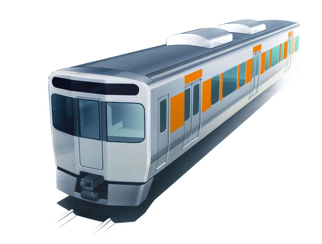 国鉄ついに消滅…在来線初バッテリー「315系」新製720億円…
