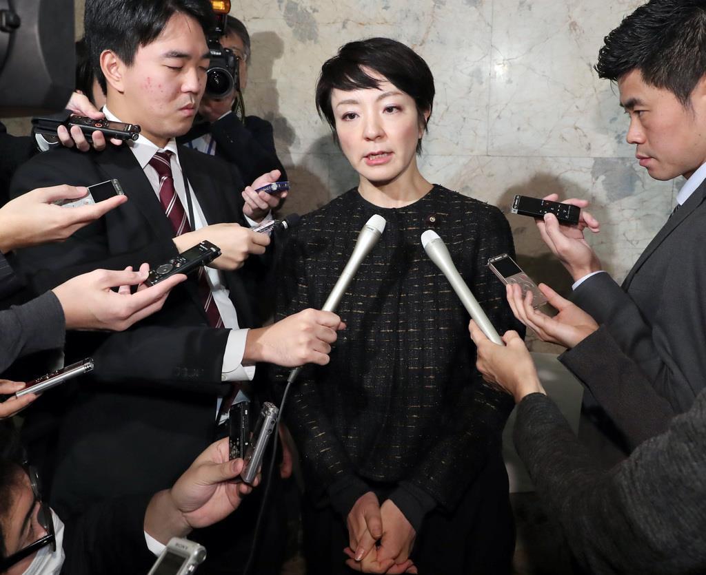河井夫妻側に1億5千万円 自民党本部、昨年7月参院選前