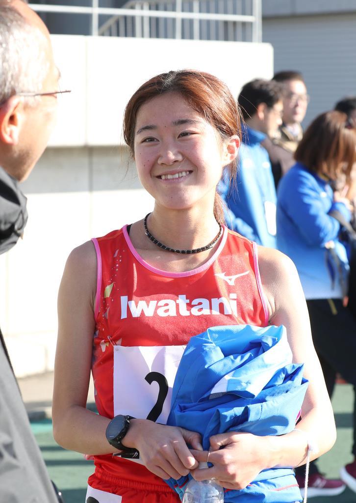 【大阪国際女子マラソン】大同美空 初マラソン、野口みずきの背…