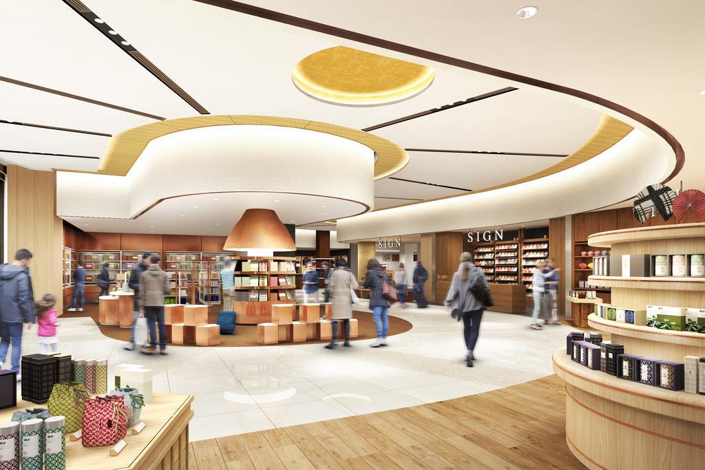 伊丹空港、五輪前にリニューアル全面開業 店舗増加「わくわくす…