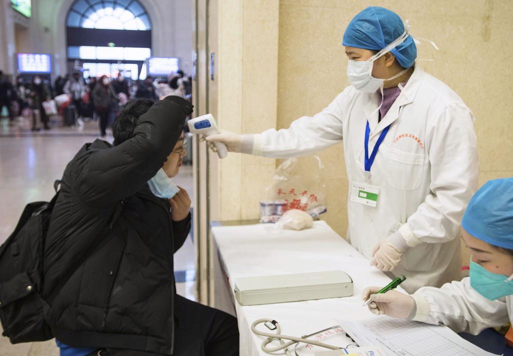 新型肺炎、ベトナムでも2人発症 中国人親子