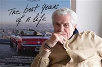 「80歳でも恋愛をするし、愛に生きる」 映画「男と女」のルルーシュ監督