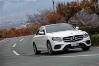 """日本初のディーゼルPHEV、E350 deは""""低燃費""""を楽しめる"""