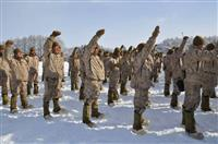 陸自と米海兵隊、北海道で共同訓練開始式 オスプレイは27日以降に参加