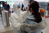 WHO集計も大幅増 新型肺炎の感染者数