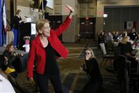 【米大統領選】アイオワ州の最有力紙、3日の民主党党員集会でウォーレン上院議員支持