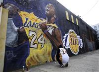 NBA「レジェンド」訃報に追悼相次ぐ オバマ氏、トランプ氏、マイケル・ジョーダン氏…