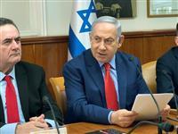 トランプ大統領がイスラエル与野党トップと会談 米の中東和平案に注目