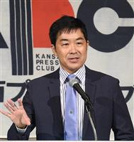 朝晴れエッセー選考委員に直木賞作家、門井慶喜さん