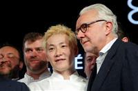 小林圭さん、日本人初三つ星 仏ミシュラン、パリで経営