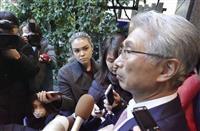 ゴーン被告逃亡、東京地検が弘中事務所を家宅捜索