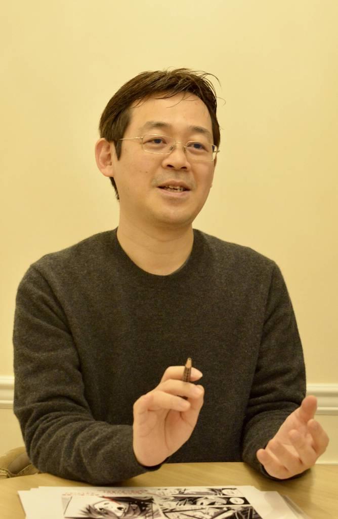 「このままだと将来の漫画業界に悪影響が出ます」と警鐘を鳴らす漫画家の赤松健さん