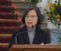 【新型肺炎】台湾・蔡総統が安倍首相のWHO参加支持に謝意