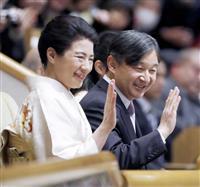 【皇室ウイークリー】(626)天皇ご一家、国技館で相撲ご観戦 秋篠宮ご夫妻は台風被災地…