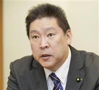 N国・立花党首、衆院静岡補選に出馬へ「知名度上げたい」