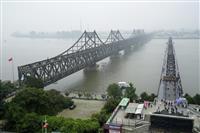 中朝の航空、鉄道全て停止 北朝鮮、新型肺炎対策