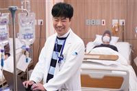 【TVクリップ】「アライブ がん専門医のカルテ」 藤井隆「医局の5人組は家族」