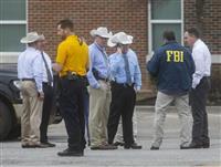 米大学学生寮で発砲、2人死亡 テキサス州