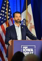 【米大統領選】トランプ陣営もアイオワで本選さながらの選挙運動 結束強化を図る