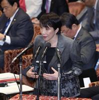 NHK予算「赤字減額を」 国会提出で総務相が意見