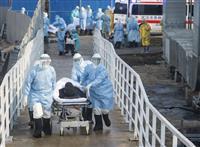 新型肺炎で英、中国滞在の国民3万人に退避勧告