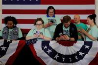 米民主初戦、結果発表へ 4日午後に「半分以上」 アイオワ州党員集会