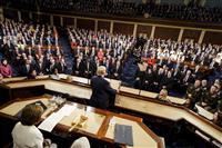 「米国の再起」と米中合意の実績誇示 トランプ氏が一般教書演説