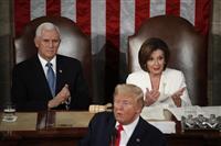 【米大統領 一般教書演説(6)】イランに「テロ拡散やめよ」