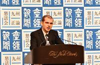「日本とウクライナは『平和ボケ』が共通」グレンコ・アンドリー氏 九州「正論」懇話会(詳…
