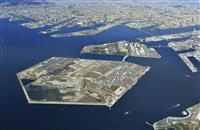 万博会場の夢洲、護岸かさ上げへ 大阪市が高潮想定