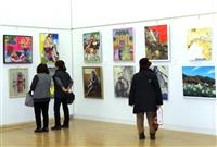 アートサロン絵画大賞展が開幕