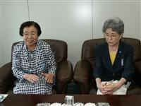 「日本のお母ちゃんだった」 横田早紀江さん、同志の死に募る無念